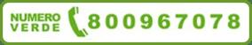videoallarme numero verde